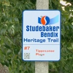 Studebaker Bendix Heritage Trail bike ride