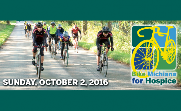 Bike Michiana for Hospice