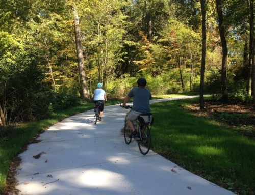 Sneak peek at new LaSalle Trail in St. Joseph County