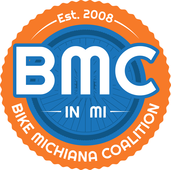 Bike Michiana Coalition Retina Logo